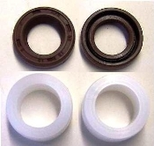 3.04 AND 3.05 Faby Shaft Seal 4-pc. kit 19 mm diameter O.D.
