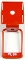 22900.00500 - 00660 - G0030069 Ugolini Arctic 12-20 Red Push Handle
