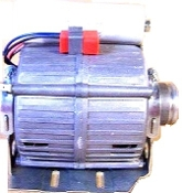 37255 - UNIC Clamp style 110V Motor for Rotoray Pump