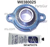 "Wilch flange Bearing 1"" Bore and 1-Oz. lube"