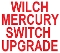 W0600339 _ Instructions for Wilch Mercury switch upgrade