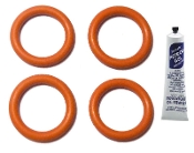 Saeco Red Silicone O-ring 03050