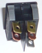 DV-175 Red - UNIC Switch for Heating element 5-pins