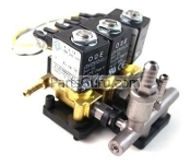 Saeco Royal One Touch Tea/Brass Solenoid Valve Assembly 24V
