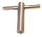 0018799 Key for removing Saeco Boiler valve. Specially designed.