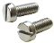 1528516 Cut Head Screw Stainless M5x12