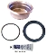 MI-107 UNIC 2- Cup filter for Diva & XI + group gasket