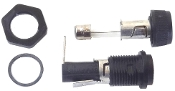 BUNN Fuse Holder Assembly, Includes Cap and Mounting Nut