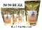 Buy 3, Get one Free Bag of 16-Oz. 50 50 BUZZ Premium Blend of Espresso beans