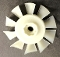 4.01.25 Rotor Fan for Elco & Kenta gear motors.