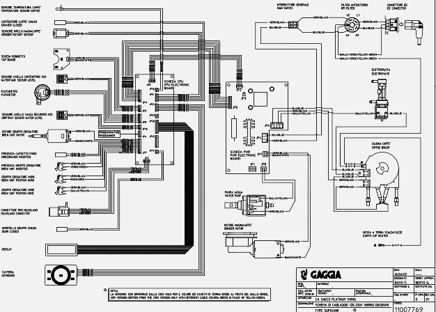 Gaggia Wiring Title aroma redesigned sin006xn wiring diagram Basic Electrical Wiring Diagrams at gsmx.co