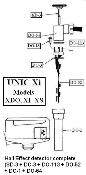 DO-52 - UNIC XI Hall Effect Sensor complete with SD-3 & DO-1