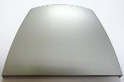 Titanium Lid For Bean Hopper (Silver)