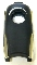 223701050 Incanto Dispenser Assembly (Black)