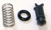Water Tank outlet Valve repair Kit for Gaggia, Saeco, Spidem automatic models.