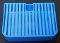 GBG2.72B/SL3GS12087B GBG Blue drip tray no hooks with Grid