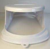 BUNN CDS Hopper Cover Only, White