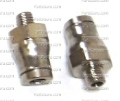Jura Legris Connector 5/4 mm - Pair