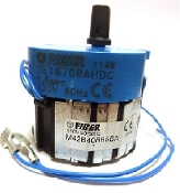 22900.03501 Ugolini Arctic Mixer Motor 33 RPM 115V (For A12-A19 -33800.06701)