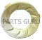 146520100-996530016342 - Baked Clay Grinder burr D= OD48X ID28r for Saeco and Gaggia Incanto and BMW models