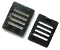 32105.0001 BUNN Insert for Hopper Lid Vent black (set of 2)
