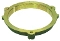 31104702 - P-6 - LaPavoni New Flange (Brass) 95 mm to fasten boiler