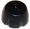 RE-0012 Carezza Steam Knob (Black)