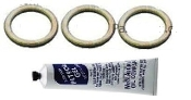 5.08- Faby Faucet O-rings (3) w/Lube