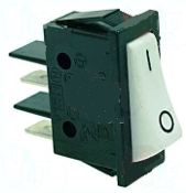 22800.24300 Ugolini On Off Switch ( set of 2)2-pins 11x30 mm