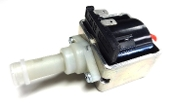 Saeco 996530026538 (187720955) - 886530007751 Ulka Pump EPS 120v 41W with inlet elbow model E