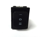 7.37 Faby On-Off-On selector switch 22x30mm