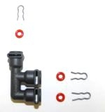 Jura ThermoBlock Fluid Connector Kit, C-E-F and ENA Series