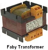 7.23 Step down transformer 230V to 24V
